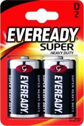 Energizer Bateria Eveready Super Heavy Duty D / R20 2szt.