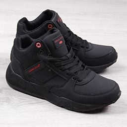 Reebok CL Leather KSP roz. 42 czarne skóra+materiał nowe z