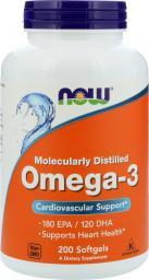 NOW Foods Omega 3 30 softgels