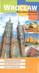 Plan kieszonkowy - Wrocław w.polska 1:16 500