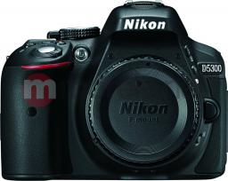 Lustrzanka Nikon D5300 Czarny (VBA370AE)