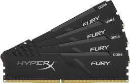 Pamięć HyperX Fury, DDR4, 16 GB,3000MHz, CL15 (HX430C15FB3K4/16)