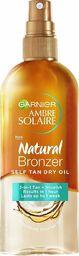 Garnier GARNIER_Ambre Solaire Natural Bronzer Self Tan Dry Oil dwufazowy samoopalający suchy olejek Coconut 150ml