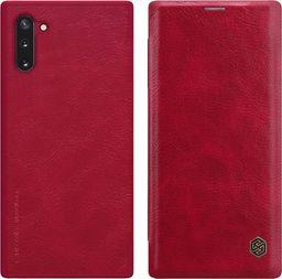 Nillkin Etui Nillkin QIN Samsung Galaxy Note 10+ - Red uniwersalny