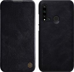 Nillkin Etui Nillkin QIN Huawei P20 Lite 2019 - Black uniwersalny