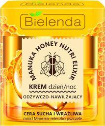 Bielenda Krem do twarzy Manuka Honey Nutri Elixir odżywczo-nawilżający 50ml