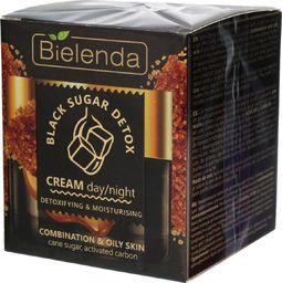 Bielenda Krem do twarzy Black Sugar Detox detoksykująco-nawilżający 50ml