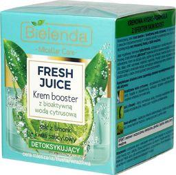 Bielenda Krem do twarzy Fresh Juice Booster Limonka detoksykujący 50ml