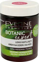 Eveline Krem do twarzy Botanic Expert Drzewo Herbaciane matujący 100ml