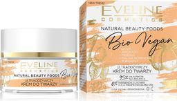 Eveline Krem do twarzy Natural Beauty Foods Bio Vegan Ultraodżywczy 50ml