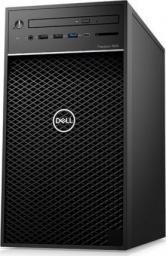 Komputer Dell Precision T3630 MT i7-9700/16GB/256GB SSD M.2/2TB/Nvidia P2000/DVD RW/W10Pro/KB216/MS116/vPRO/3Y NBD-1021708068171