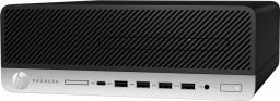 Komputer HP ProDesk 600 G5, Core i5-9500, 16 GB, 512 GB M.2 PCIe Windows 10 Pro