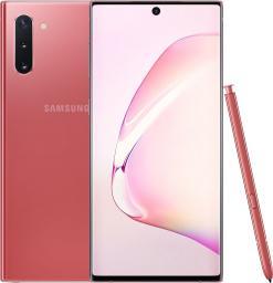 Smartfon Samsung Galaxy Note 10 256 GB Dual SIM Różowy  (SM – N970FZID)