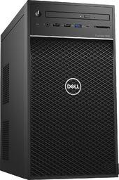 Komputer Dell Precision T3630 MT (53160597) i7-8700K | 16GB | 256GB SSD+2TB | GTX1080 | Windows 10 Pro