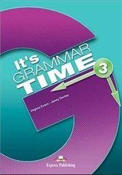 It's Grammar Time 3 SB+DigiBook EXPRESS PUBLISHING