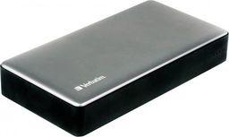 Bateria Verbatim DUAL POWERBANK QC3 20000 MAH