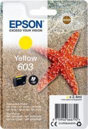 Epson Tusz 603 Yellow (C13T03U44010)