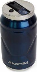 Kamille Kubek termiczny 2207 330ml granatowy