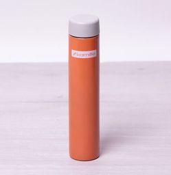 Kamille Kubek termiczny KM-2057 250ml pomarańczowy