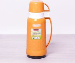 Kamille Termos KM-2082 1L pomarańczowy