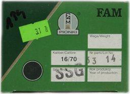 Fam Pionki Nab. Myśl. FAM 16/70 SSG 6,8mm LOFTKA uniwersalny