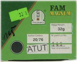 Fam Pionki Nab. Myśl. FAM 20/76 Magnum Kula  ATUT uniwersalny