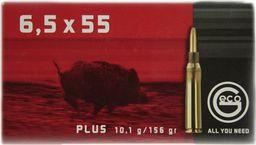 Geco Amunicja GECO kaal. 6,5x55 PLUS 10,1g uniwersalny