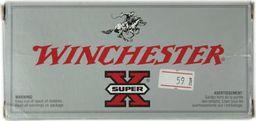Winchester Amunicja kulowa Winchester k. 222rem 50gr PSP uniwersalny