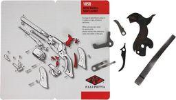Pietta Firearms Zestaw naprawczy Pietta 1858 Remington New Model Army (AC075) uniwersalny