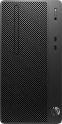 Komputer HP 290 G2 MT i5-8500 4GB DDR4 SSD256 UHD630 DVD Klaw+Mysz W10Pro