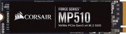 Dysk SSD Corsair Force MP510 1920GB -SSD-M.2 2280, NVMe PCIe Gen 3.0 x4 (CSSD-F1920GBMP510)