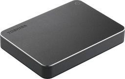 Dysk zewnętrzny Toshiba HDD Canvio Premium 4 TB Czarny (HDTW240EB3CA)