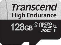 Karta MicroSD Transcend 128 GB microSDXC (UHS-I U1, Class 10)