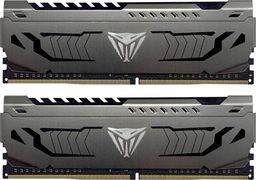 Pamięć Patriot Viper Steel, DDR4, 32 GB,3000MHz, CL16 (PVS432G320C6K)