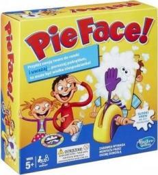 Hasbro Gra zręcznościowa Pie Face (B7063100)