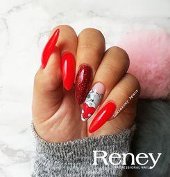 Reney Cosmetics Lakier hybrydowy Reney Elegance 036 10ml uniwersalny