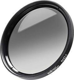 Filtr Walimex Neutral Density ND8 43mm