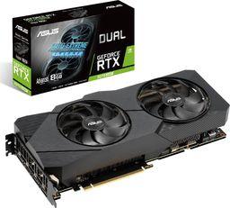 Karta graficzna Asus Dual GeForce RTX 2070 SUPER Advanced Evo 8GB GDDR6 (90YV0DK2-M0NA00)