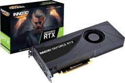 Karta graficzna Inno3D GeForce RTX 2080 SUPER Jet X1 8GB GDDR6 (N208S1-08D6-1180705)