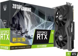 Karta graficzna Zotac GeForce RTX 2070 SUPER Gaming mini 8GB GDDR6 (ZT-T20710E-10M)