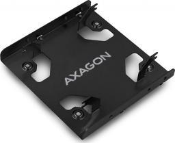 "Axagon Ramka aluminiowa do montażu dwóch dysków 2.5"" (RHD-225L)"