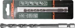 """Wiertło uniwersalne Sthor `Wiertło uniwersalne 3,0x75mm.uch.Hex 1/4"""",90-92 HRC(beton,ceramika,stal,alum.,PCV,drewno) /STHOR/"""
