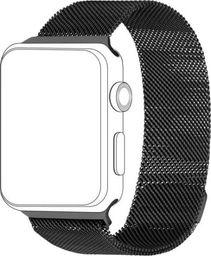 Topp TOPP pasek do Apple Watch 38/40 mm mesh, czarny