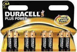 Duracell Bateria Plus Power AA / R6 8szt.