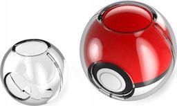 Mimd Pokrowiec Case Clear Na Pokeball Nintendo Switch - Przezroczysty