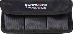 SunnyLife Futerał Etui Pokrowiec 3x Bateria Do Dji Osmo Action Ognioodporny