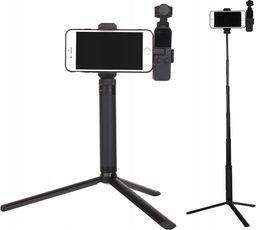 Statyw SunnyLife Monopod Do Dji Osmo Pocket + Uchwyt Na Telefon / Smartfon - 3w1