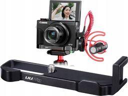 Ulanzi Płytka Szyna Adapter Gorąca Stopka Iso Do Canon G7x Mark Iii
