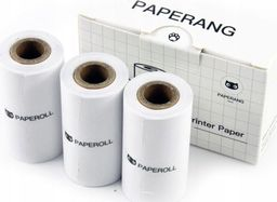 Paperang Papier Wkład 3x Rolki P-bgj Samoprzylepny / Naklejka Do Drukarki Paperang P2