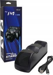 Mimd Ładowarka / Stacja Dokująca Na 2x Kontroler Pad Do Playstation 4 Ps4 Pro / Slim